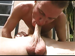 Blond and Redhead Boys Fucking