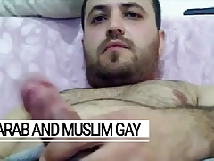 Abbas, the Arab gay muslim pig from the Emirates