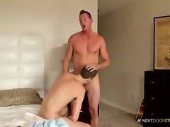 Stud seduced and fucked