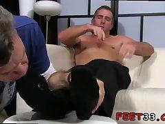 Scott Has A New Feet Licker