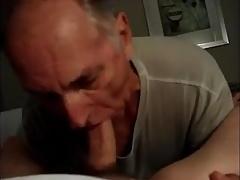 Grandpa blowjob series - 20