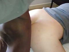 Fuck a white butt