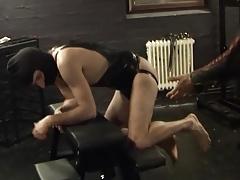 Extreme Slave Discipline