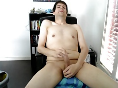 Just some wanking