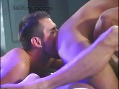 Hot Gay Trio Ass Pounding