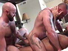 Hairy Threesome