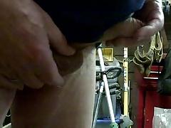 Working my foreskin