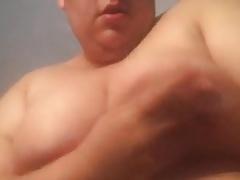HUGE MAN TITS