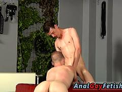 Teen emo bondage gay Fucked And Milked Of A Load