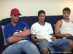 Teen Wanking Party
