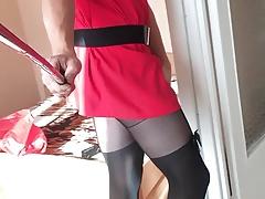 My wife dress 2