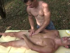 Gay Massage Table Outdoor Fucking