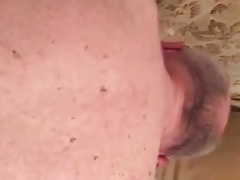 I fuck a Grandpa he is 65yo