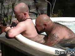 Cee Mofur & Jimmy Ryder please ass in the jacuzzi