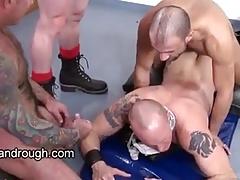 Fuck Bench Foursome