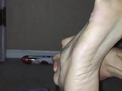 Foot Flexing