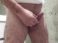 cunshot three times no orgasm