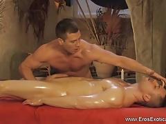 Big Cock Stroking Stud