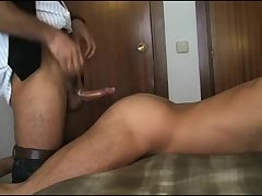 Str8 Guy Paid To Fuck Gay Dude