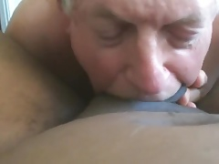 Grandpa blowjob series - 8