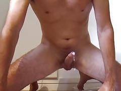 Anal torture and handsfree orgasm