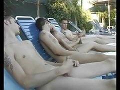 Fun at the pool