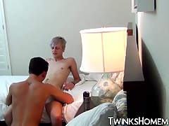 Hot cum session with hot twinks Jessie Jason and Jasper