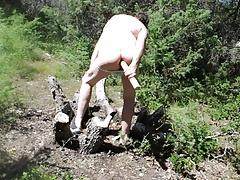 transvestite gay tranny anal fisting dildo oiled 102 (1)