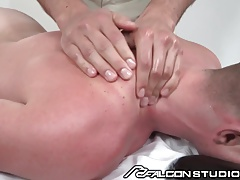 FalconStudios Brent Corrigans Internal Ass Massage