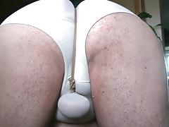 Sissy Ball Tie In Panties