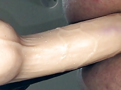Double Anal Penetration with Dildos
