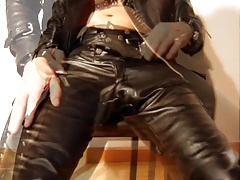Me in leather 3