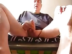 Older men jerking off