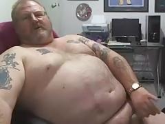 Randy Masturbates and Cums