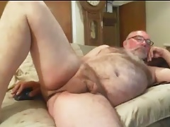 Jim's Webcam Show (No Cum)