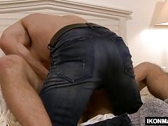 Josh Stone fucks with his horny stepdad