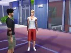 Zayn Malik & Justin Bieber Fuck On Public Basketball Court