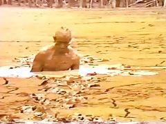 Sinking in Deep Mud