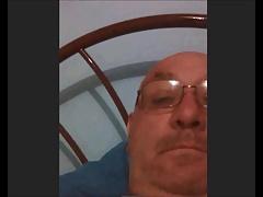 colombian grandpa show cock