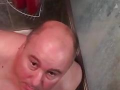 Golden shower from hot black guy