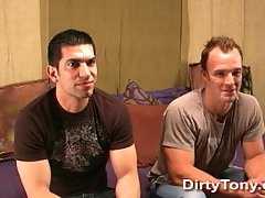 Ardent Boys Blowing & Stroking