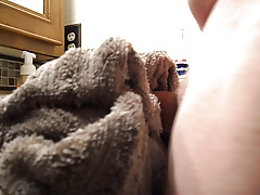 Edging in a Towel