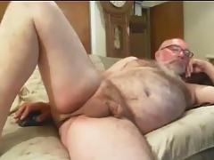 Jim's Webcam Show (No Cum)