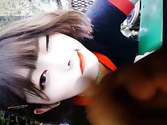 Pristin Eunwoo cum tribute