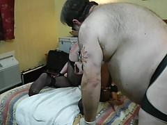02-Mar-2018 Ass-To-Mouth Dildo Faggot ATM A2M