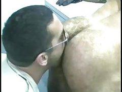 Horny Cops Threeway Fuck