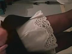 Nuisette +Deshabille jupes collants fantaisie Chemisier