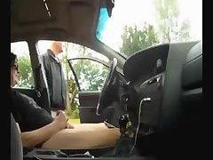 Gay Men car cruising