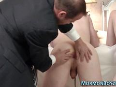 Dominating mormon bishop