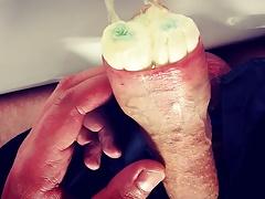 Foreskin torture 4